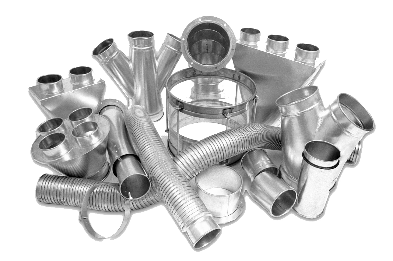 Nordfab Quick Fit Ducting Parts